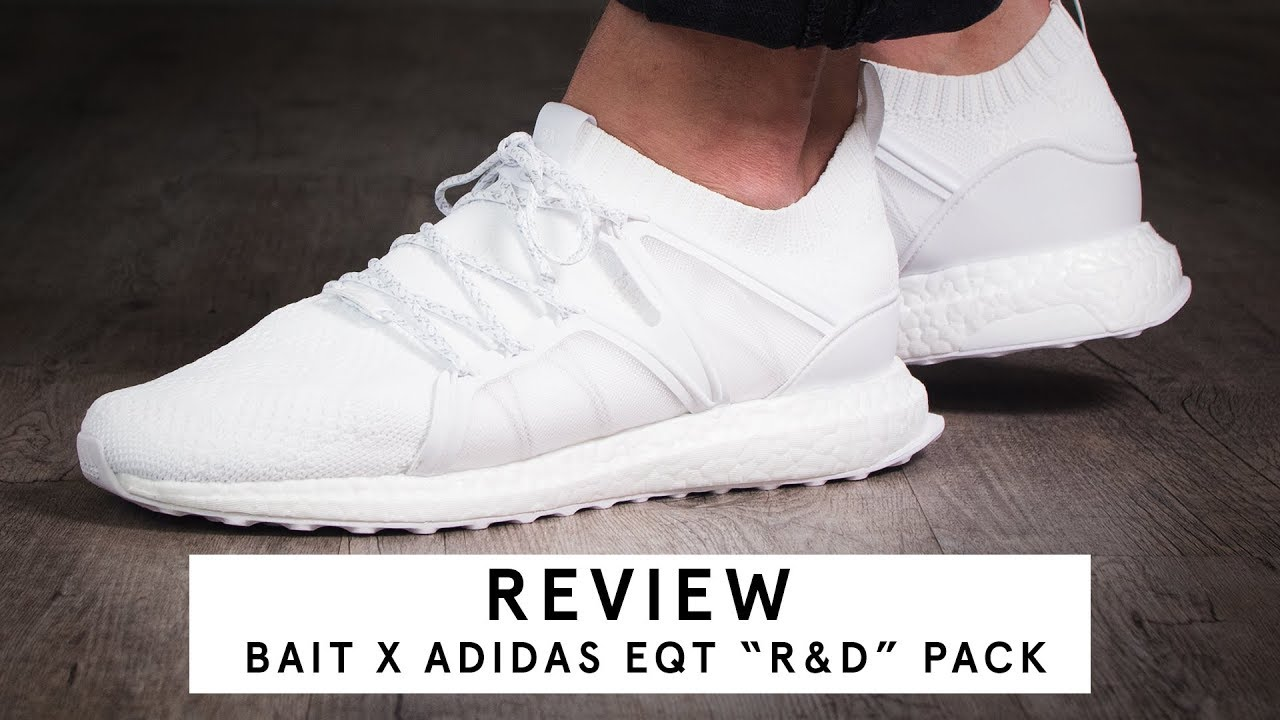 innovative design 10963 1c9b5 Bait x Adidas EQT