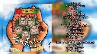 Legado 7 - Pura Lumbre (Disco en Estudio) Exclusivo Corridos MC 2018