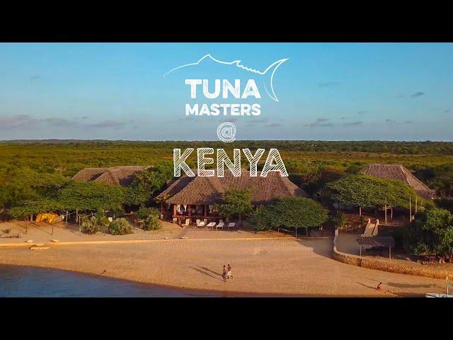 Tuna Masters in Kenya, Episode 1 - The Journey - Jigging, Popping & Deep Sea Fishing
