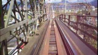 The Wooden Coaster at Playland at the PNE