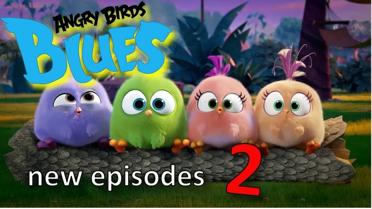 Download Angry Birds Blues | All Episodes Mashup - Special