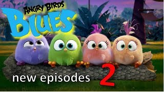 Angry Birds Blues | All Episodes Mashup - Special Compilation#2...