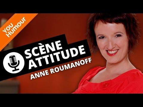 ANNE ROUMANOFF - Dénicheuse de talents