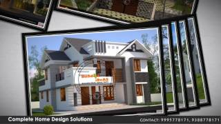 Home Designing | 3D Architectural Visualisation | 3d elevation