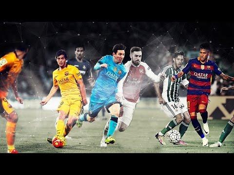 FC Barcelona's best goals 2015/16: Top 10 team goals