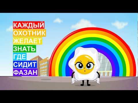 Мультфильм откуда берется радуга