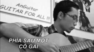 Phía sau một cô gái - Fingerstyle Guitar
