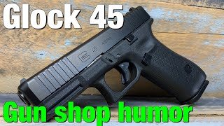 Baixar The Glock 45 is proof they have a sense of humor!