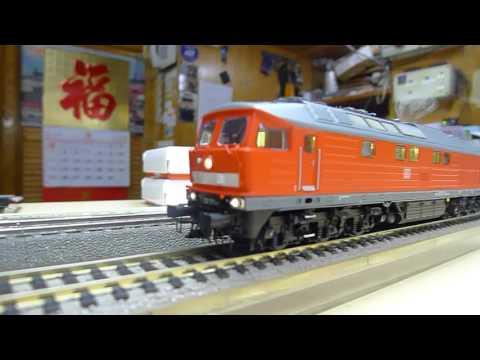 ESU  BR232 DCC Sound Diesel Locomotive/ESU BR232 內燃機車