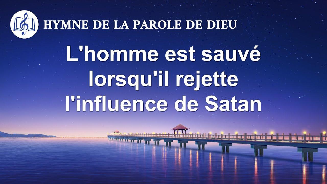 Musique chrétienne en français « L'homme est sauvé lorsqu'il rejette l'influence de Satan »