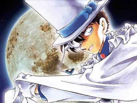 11. Kaito Kid -Theme Song