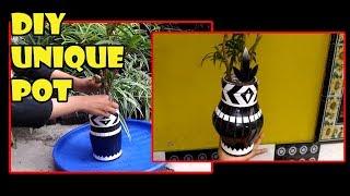 # TIS # Botol Berubah Jadi  PANTAT SEKSIE | Living Room Decoration Pots