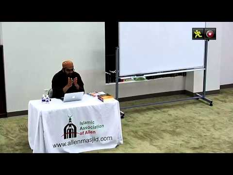 Seerah Part 14 - Imam Arsalan Haque