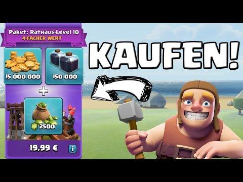 SUPERANGEBOT KAUFEN! || CLASH OF CLANS || Let's Play CoC [Android iOS Deutsch]