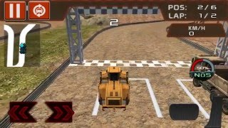 Construction Dump Truck Racing