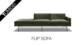 TUMIDEI Presents FLIP Sofa
