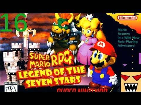 Super Mario RPG | Deep Sea Diving - Part 16 - Play with Dave