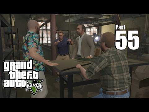 grand theft auto 5 part 55 cleaning out the bureau gta 5 gameplay walkthrough w. Black Bedroom Furniture Sets. Home Design Ideas