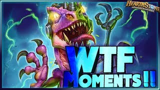 Hearthstone WTF Moments -Daily Funny Rng Moments