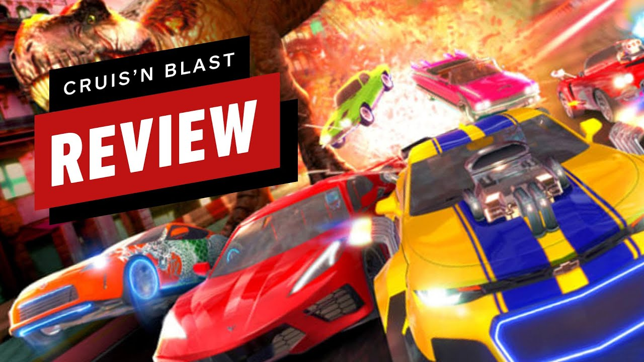 Cruis'n Blast Review (Video Game Video Review)