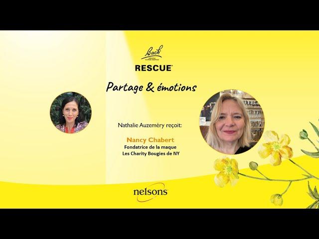 """Mon interview """"émotions & bougies"""" par Nathalie Auzeméry pour le programme """"Rdv Partage & Emotions"""""""