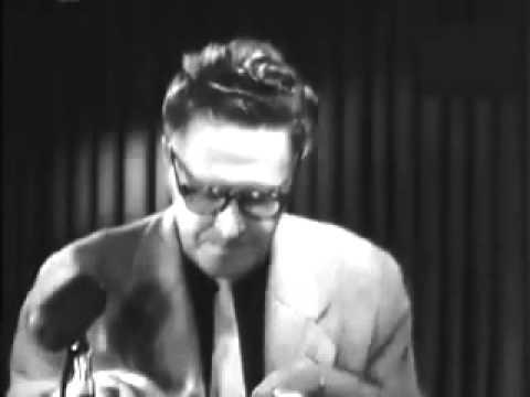 NAZIM HİKMET BAKÜ KONUŞMASI 1957