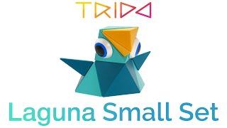 Trido Laguna Small Set - How to build a Bird
