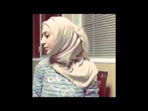 tutorial hijab paris segi empat wanita muslim eropa cantik banget dan simpel