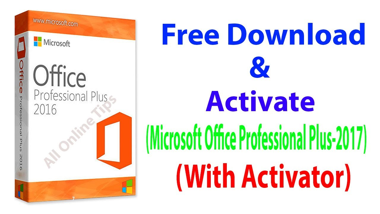 microsoft office 2016 free download 32 bit