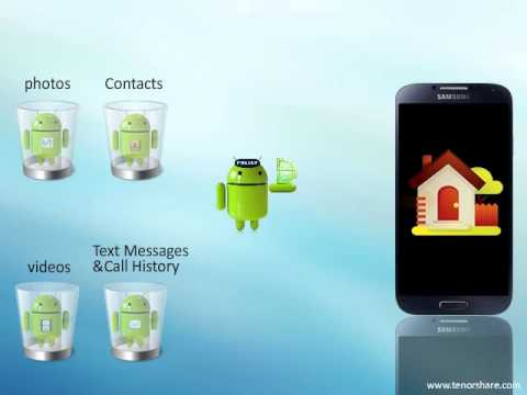 Tenorshare Android Data Recovery - Recover Deleted Photos/Contacts/Messages/Call History
