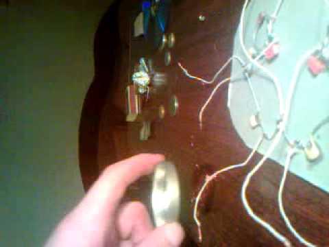 Самый простой металоискатель