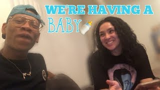 WE'RE HAVING A BABY MEET MY SURROGATE | DEEP TOPIC MUKBANG