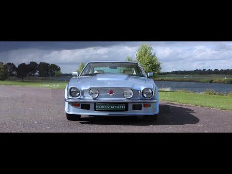 Aston Martin V8 Vantage - Nicholas Mee & Co Ltd - Aston Martin Heritage Specialists