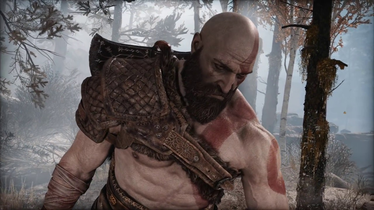 ÖL ARTIK BE ADAM [GOD OF WAR 1.BÖLÜM]