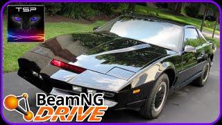 BeamNG drive - KITT - Testing & Crashing #2 [WIP]