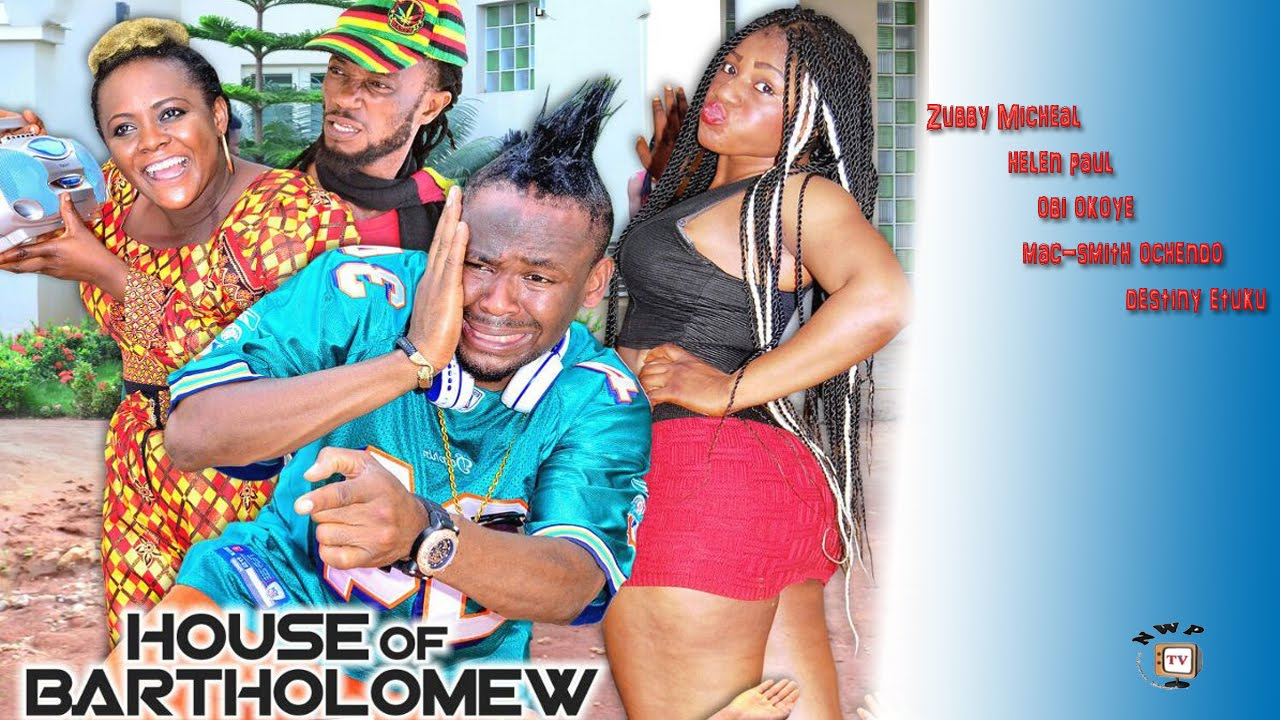 Download House of Batholomew  Season 1 -   Latest 2016 Nigerian Nollywood Movie