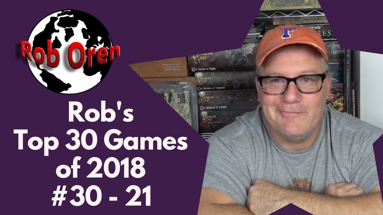 Download Rob's Top 30 Games of 2018: 30 - 21