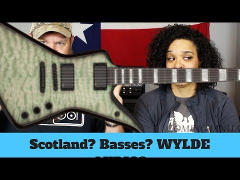 ASK RNA WYLDE AUDIO? Scotland? Reverb? Balanced Tension Strings?