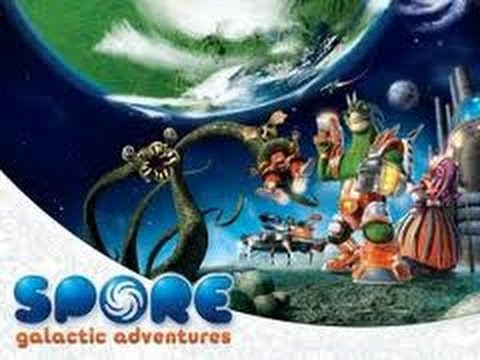Spore: Ep6 - Galactic Adventure Time!