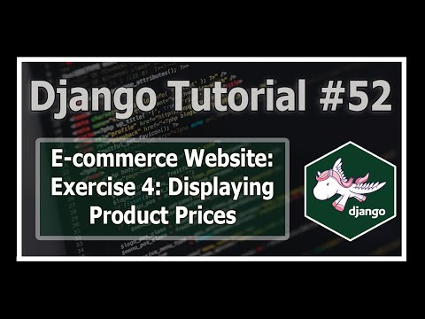Django Exercise 4: Display Prices | Python Django Tutorials In Hindi #52