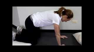 Упражнение при тазовом предлежании №2(Более подробно об упражнениях при ягодичном предлежании можно узнать здесь http://mami.by/uprazhneniya-pri-tazovom-predlezhanii., 2014-04-06T19:21:22.000Z)