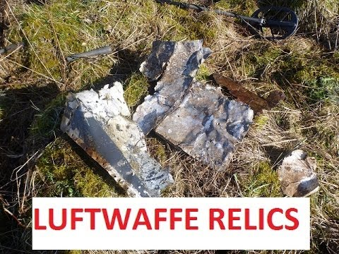 Luftwaffe & FW 190 relics