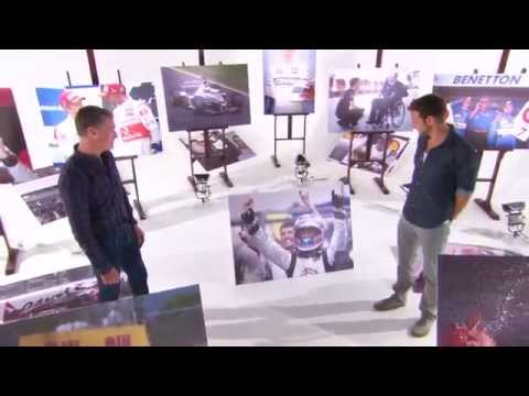 BBC F1 2014: Jenson Button 15 Years of F1 Moments