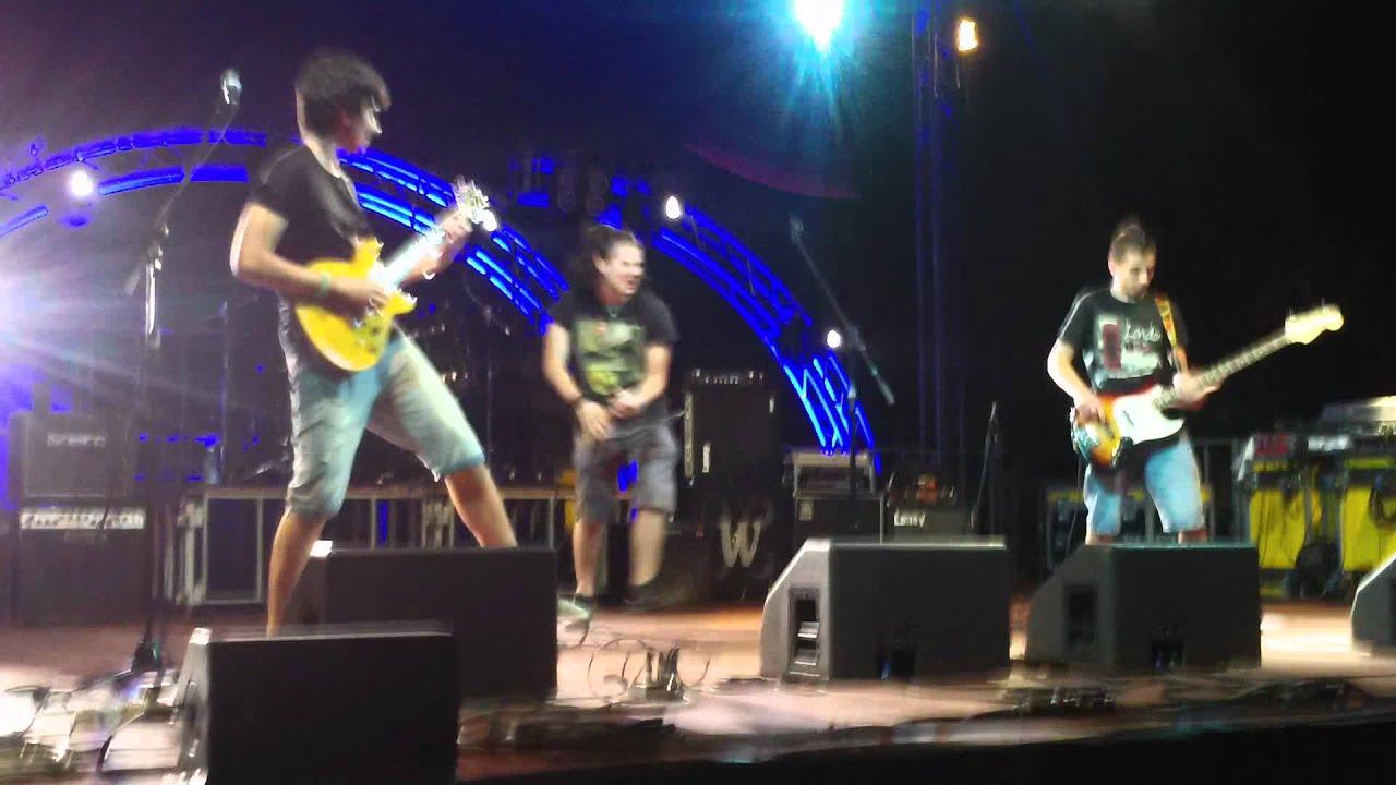 Tona live festa della birra misinto 2011 intro i don for B b misinto