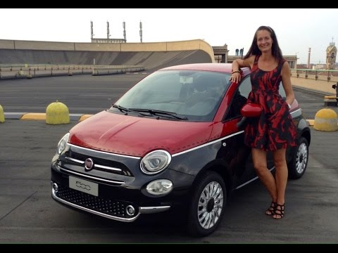 New 2016 Fiat 500 Test Drive Youtube