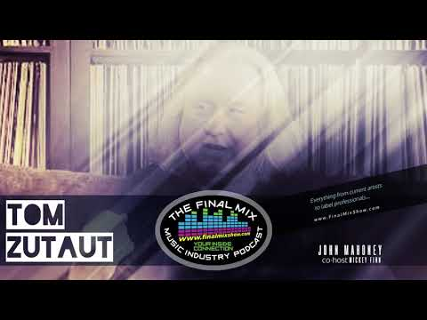 """Tom Zutaut Interview on the """"The Final Mix"""" with John Mahoney & co-host Mickey Finn"""