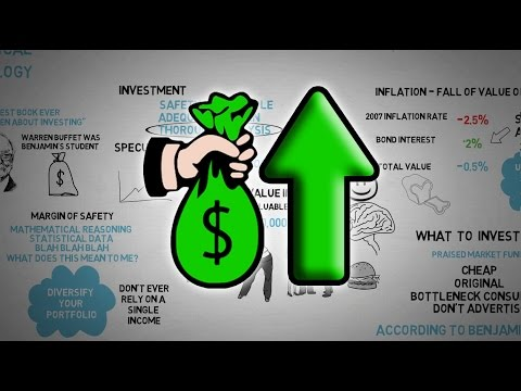 The Intelligent Investor - Benjamin Graham - Animated Book R