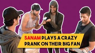 The Sanam Band Play A Prank With Their Biggest Fan | Sanam Puri | Exclusive Video