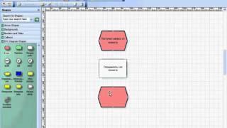 2.4 Нотации epC в Visio Правила построения схем процессов в нотации epC Visio