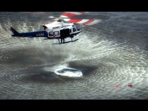 Ride Along with NYPD's Air-Sea Rescue Unit